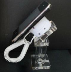 Iphone Acrylic Security Display Stand. Model: B002