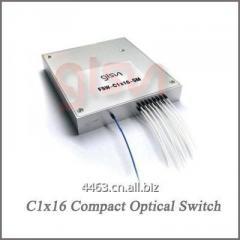 GLSUN C1x16 Compact Optical Switch