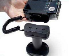 Anti-Theft Retail Display Stand for Digital Camera. Model: YOMO-C002-B