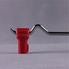 Security Display Hook with Stop Lock. Model: YOMO-H001SL