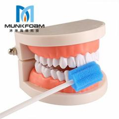 Oral hygiene swab
