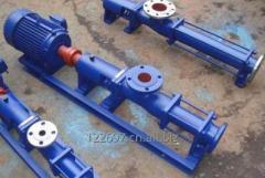 G系列單螺桿泵
