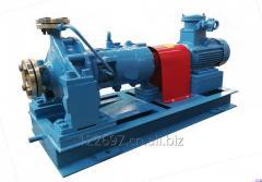 ZA,ZAO不锈钢石油化工流程泵