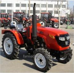 Compact Tractor 25-40HP. Model: L250