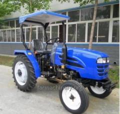 Compact Tractor 25-40HP. Malli: L354