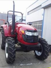 Heavy Tractor 70-110HP. Model: L1100