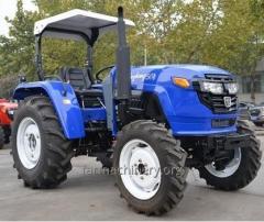 Medium Tractor 40-65HP. Model: L400
