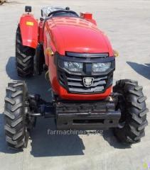 Greenhouse Tractor 35-65HP. Model: L600G