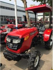 Greenhouse Tractor 35-65HP. Model: L650G