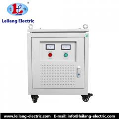 Three phase isolation transformer with H grade