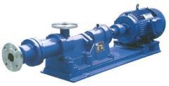 1-1B Series slurry pump/screw pump/pulp pump