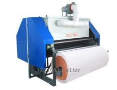 Cotton wool carding machine