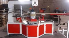 화장지 코어 스파이럴 튜브 만드는 기계