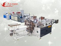 WC linha de produção de papel