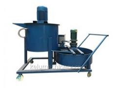 High & Low Speed Cement Mixer YLGD-400