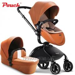 Детская коляска 2 в 1 Pouch F90