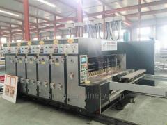 Slotter automatico stampante (fustellatore)...