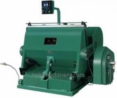 Die Cutting Creasing Machine model ML-750