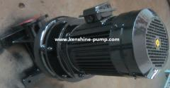 LW ,GW Series vertical pipeline sewage pump/waste