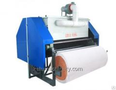 Carding machine for wool and cotton