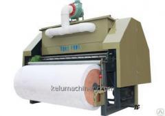 Máquinas de cardar lã para