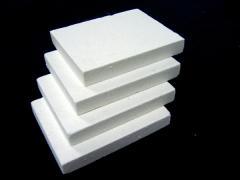 Refractory ceramic fibres