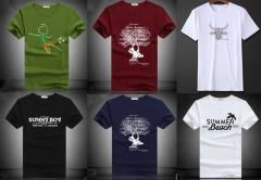 Men and Women's T-shirts