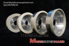 Vitrified bond diamond grinding wheel for ceramic
