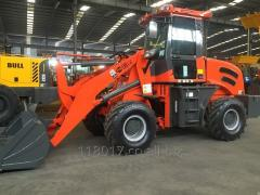 Chinese 2t wheel loader SYNBON with front
