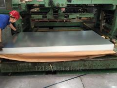 Hot rolled/Cold rolled DX53D+Z galvanized steel