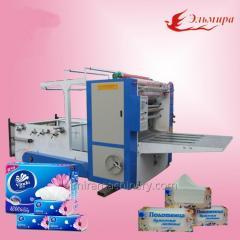 High Speed JX-2L Box Fical Tissue Paper Machine