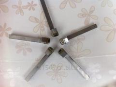 PCD motor commutator cutters