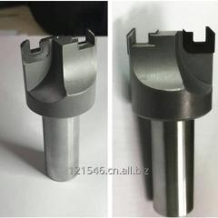 PCD internal slotting tools for aluminium