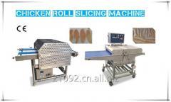 Chicken Roll Slicing Machine