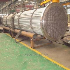 SS304 Tube Bundle Heat Exchanger