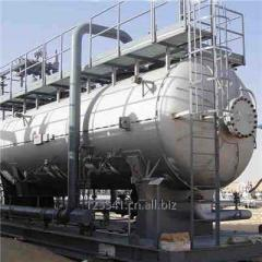Oil Gas Water Production Separator