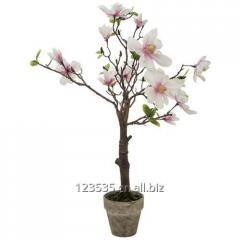 Faux Magnolia Tree