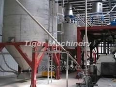 PVC Conveying System