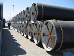 API5L PSL2 Spiral Line Pipe for Oil and Natural Gas Transportation