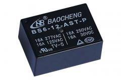 RELAY TYPE: BS6 Relay