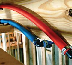 PERT/EVOH Oxygen Barrier Composite Pipe