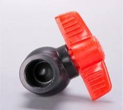 HDPE Compact Plastic Ball Valve