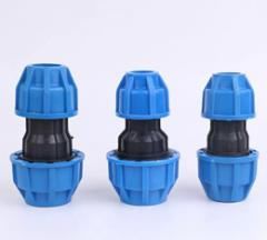 PE Compression Fitting Straight Type