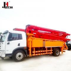 47m concrete pump truck