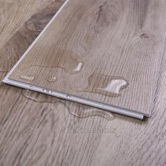 Cheap wear-resisting spc vinyl laminate click flooring