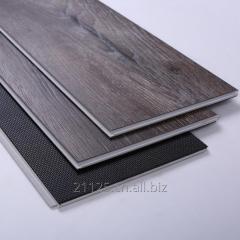 Spc waterproof flooring tile for office project