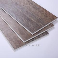 Waterproof spc stone plastic composite tile