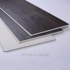 Wooden design SPC plank flooring vinyl tiles