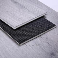 5.5mm wood look lvt click system wpc floor