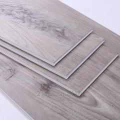 New pattern 7.5mm click and lock wpc flooring